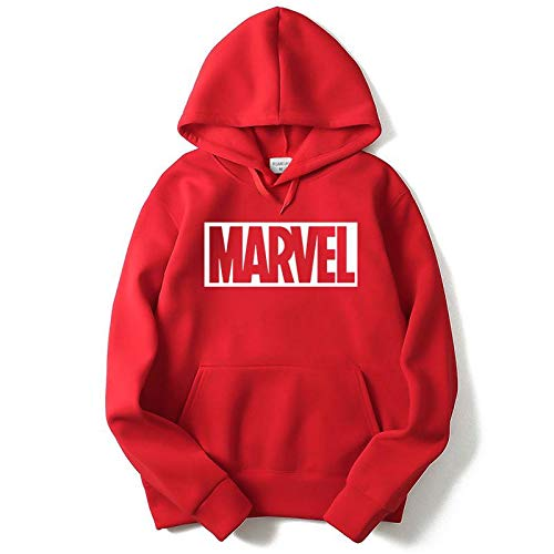 15ffc980c SV Funky Hoodie RED: Marvel: Amazon.in: Clothing & Accessories