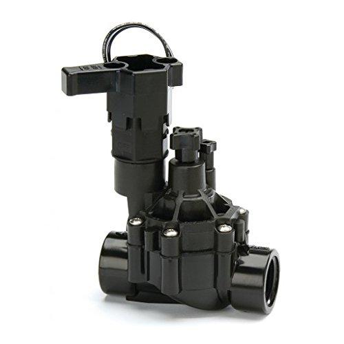 "Rain Bird 100-DVF 1"" Inlet Residential Sprinkler Valve w/Flow Control"