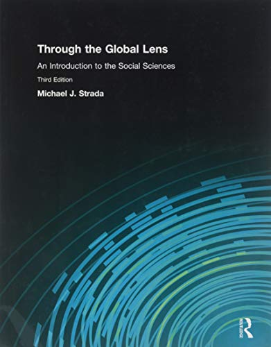 Through the Global Lens: An Introduction to Social Sciences, VangoBooks (3rd Edition)