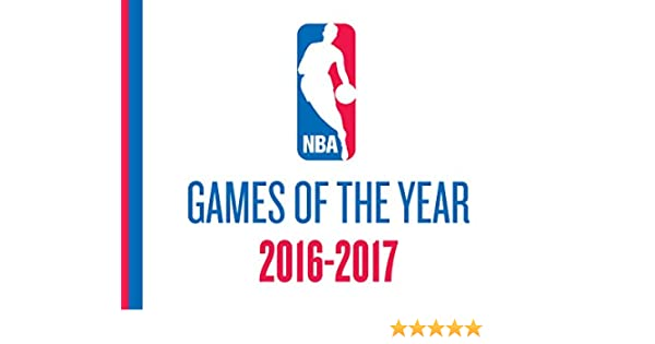 Amazon.com: NBA Games of the Year 2016-2017
