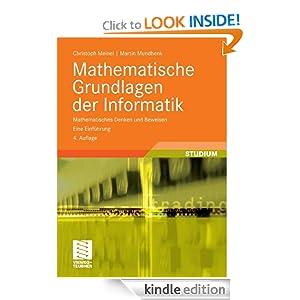 Mathematische Grundlagen der Informatik Martin Mundhenk