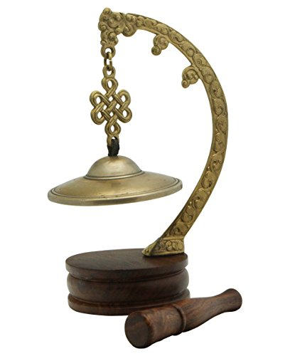 Hanging Metal Meditation Gong