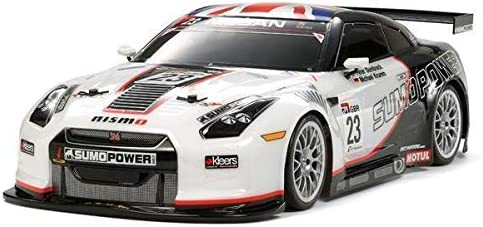 タミヤ TA-06 SUMO POWER GT NISSAN GT-R No58488