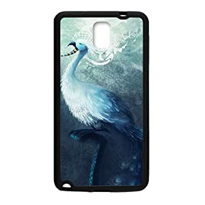 Beautiful Bird Black Phone Case for Samsung Galaxy Note3