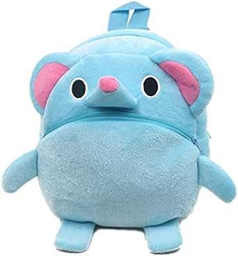 حقيبة مدرسية لرياض الأطفال، حقيبة مدرسية للأطفال، حقيبة فيل زرقاء، WICE008