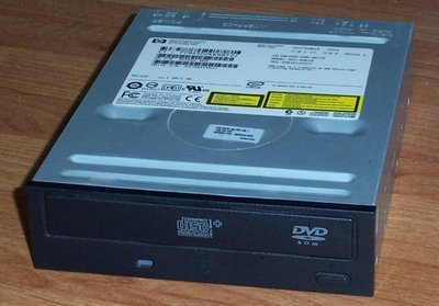 HP 359493-005 IDE DVD-ROM/CD-RW combination drive (Carbonite) - 48X CD-R write, 32X CD-RW rewrite, 48X CD-ROM read, 16X DVD-ROM read - Half height drive