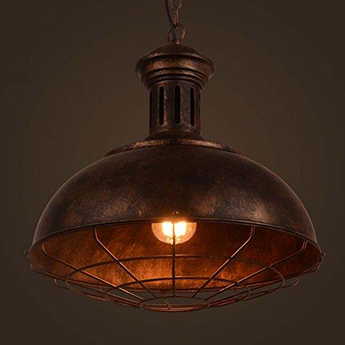 Neo-Industrial-Nautical-Barn-Cage-Pendant-Light-LITFAD- & Neo-Industrial Nautical Barn Cage Pendant Light - LITFAD 16