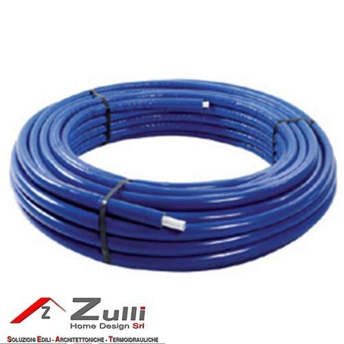 Tube multicouche rev/êtement 6 mm 26 x 3 Bleu Paquet de 50 m