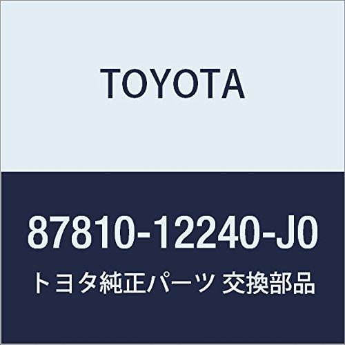 Genuine Toyota 87810-12240-J0 Rear View Mirror Assembly