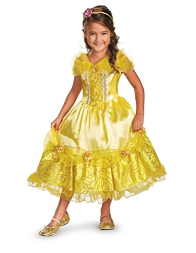 Belle Sparkle Deluxe Child Costume - Medium