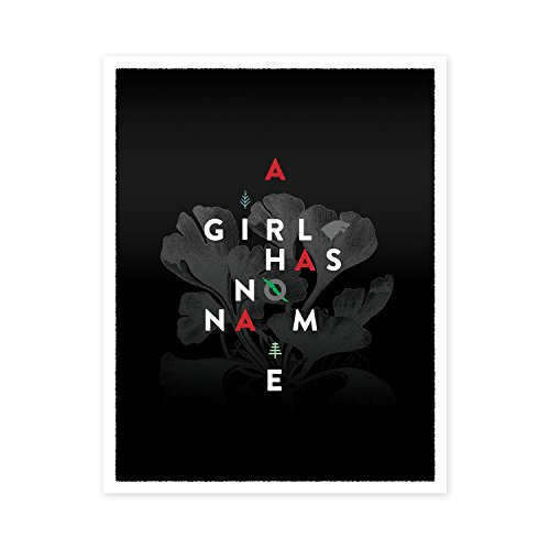 That Black Dot 24x36 A Girl Has No Name Print, Game of Thron