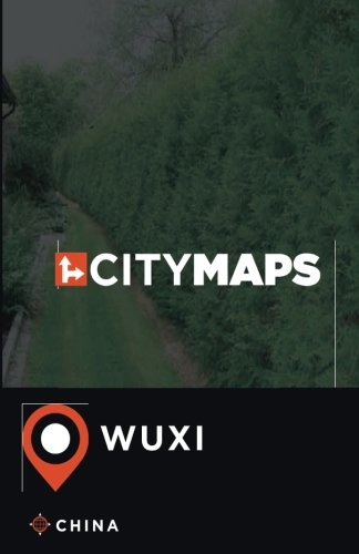 City Maps Wuxi China