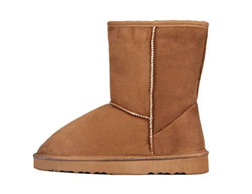 crepe soled boots - 7