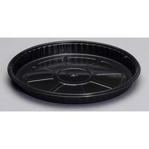 Genpak 10 inch Cookie Pan Black -- 200 per case. by Genpak