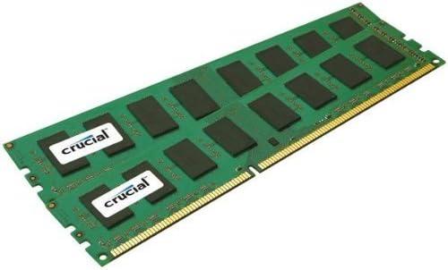 Crucial 8GB RAM Single DDR3L 1600 PC3L-12800 Unbuffered UDIMM Memory US SELLER