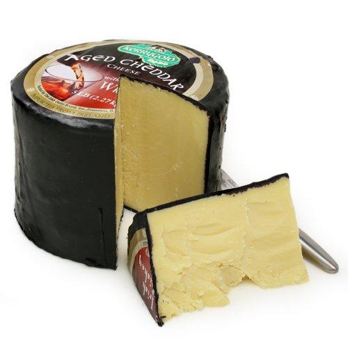 Kerrygold Aged Cheddar with Irish Whiskey - Whole Wheel (5 pound)