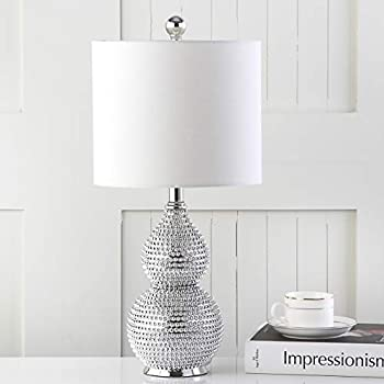 Amazon Com Safavieh Lighting Collection Nicole Bead Base