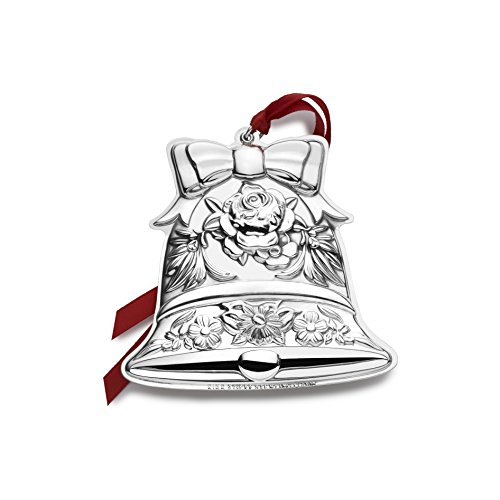 Kirk Stieff 2016 Repousse Bell Ornament, 8th Edition