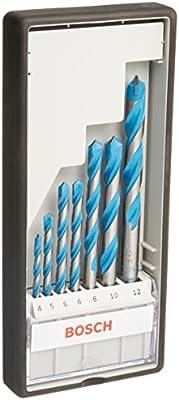 Bosch Professional - Juego de 7 brocas multiuso Robust Line CYL-9 ...