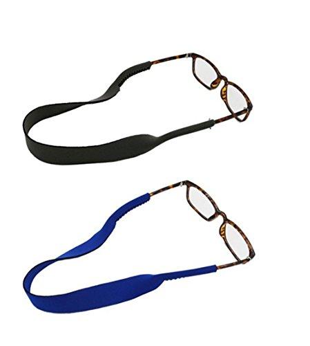 3Pcs Universal Classic Eyewear Retainer Sunglasses Sports Holder Strap Fit Rope Eyewear - Eyewear Sports Singapore