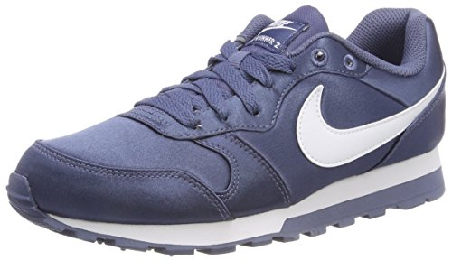 Runner Nike 407 Blue da Scarpe MD Diffused White Blu 2 Donna Running fqrqSx5Fw