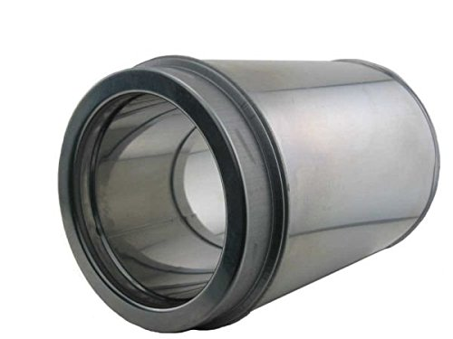 M&G DuraVent 10DCA-36 Durachimney Ii Chimney Pipe, 36'' Long, 10'' Inner Diameter by M&G DuraVent