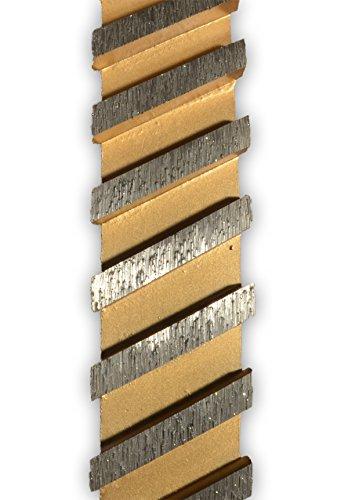 ZERED 16'' Diamond Milling Wheel Blade for Granite 16''x1-1/2''