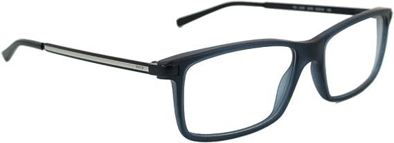 POLO Montura gafas de ver PH 2106 5276 Mate Azul Transparente 52MM ...