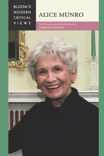 Alice Munro (Bloom's Modern Critical Views (Hardcover))