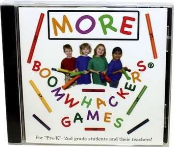 Price comparison product image More Boomwhackers Games