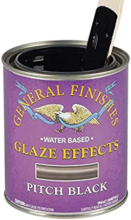 General Finishes Water Based Glaze Effects 1 Pint Clear Base