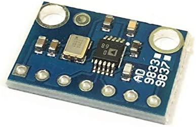 SongHe AD9833 Programmable Microprocessor Serial Interface Module Sine Square Wave DDS Signal Generator