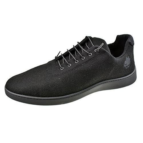 Price comparison product image Baabuk Urban Wooler Sneaker, Black Edition, EU 44 M