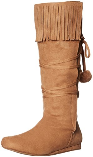 Ellie Shoes Women's 103-Dakota Boot, Tan, 10 M US