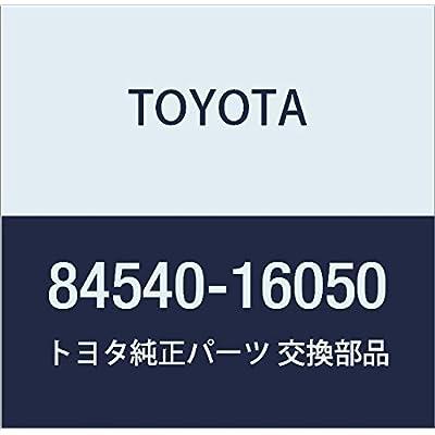 Toyota 84540-16050 Neutral Safety Switch: Automotive