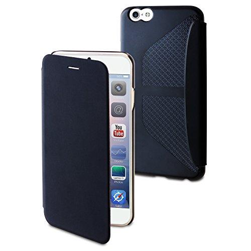 Muvit iPhone 6 Easy Folio Card Case Black