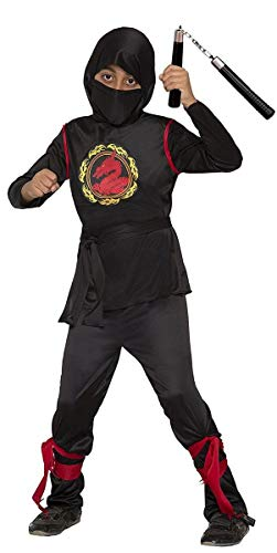 Forum Novelties Value Child's Dragon Ninja Costume -