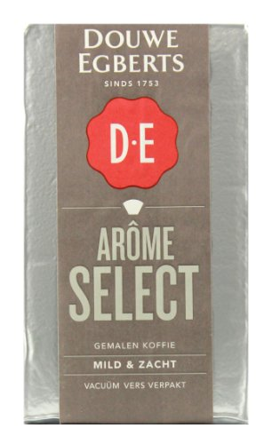 Douwe Egberts Select Aroma Ground Coffee, 8.8-Ounce Packages (Pack of 3) (Cafe Douwe Egberts)
