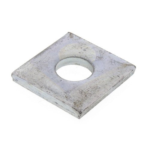 Cooper B-Line Zinc Square Washer (11/16inch Hole, 5/8inch Bolt)