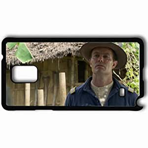 Personalized Samsung Note 4 Cell phone Case/Cover Skin Amigo garret dillahunt ike compton hat actor Movies Black