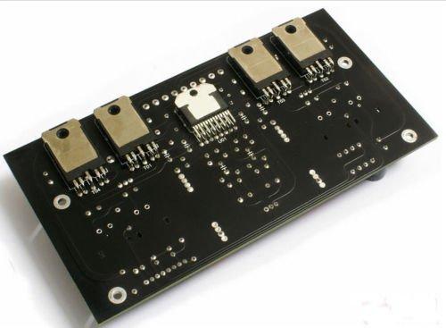 Lm4702 Sap15p/n Assembly 2x100w Class Ab Audio Power Amplifier Board W/heatsink by Electronics BoardJINGLUYAO (Image #2)