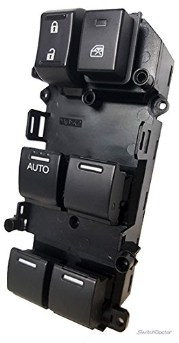 Honda Accord Master Power Window Switch 2008-2011 - Honda Accord Master