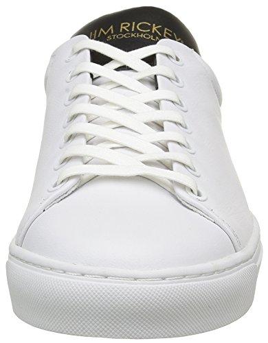 Jim Rickey Club - Zapatillas Hombre Blanco