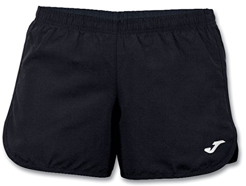Joma Ibiza - Short pirata unisex Negro
