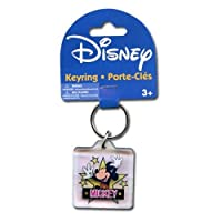 Disney Mickey Mouse Star Keychains (6 Keychains)