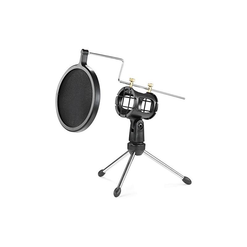 Neewer Foldable Desktop Microphone Tripo