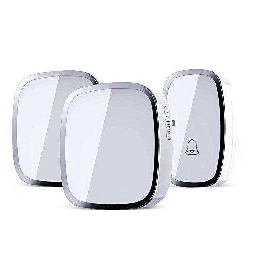 Modern Illuminated Doorbell Button - 8