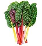 Super Agri Green Swiss Chard Collard Leaves 3 types mixed seeds combo(3 packets x avg 30+ seeds each)