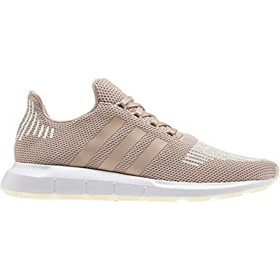 adidas Originals Women s Swift Running Shoe ash Pearl White c5e350079