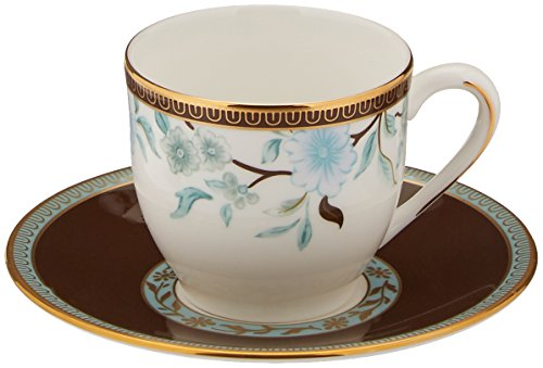 Lenox Marchesa Palatial Garden Espresso Cup and Saucer